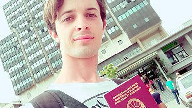 Од срце ја сакам Македонија, пресреќен сум што добив нејзин пасош