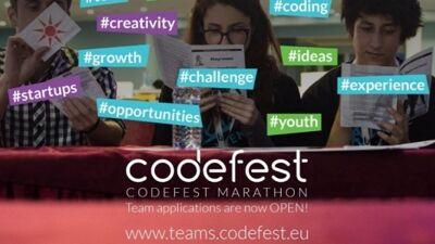 """Codefest Marathon"" во Охрид"
