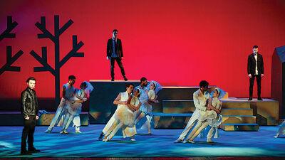 """Мјузикл """"Тајно моја"""": Една посебна енергија, една посебна љубов кон Тоше"""