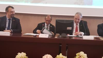 УАКС: Потпишан договорот за двојна диплома со Тор Вергата