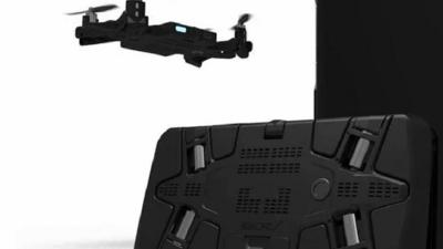 Би го купиле ли ова? Куќиште за вашиот телефон кое што се претвора во дрон!