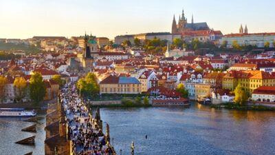 Целосно финансирана програма за истражување во Прага