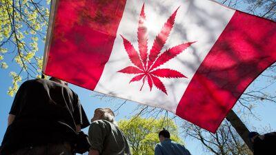 Канада ја легализираше марихуаната
