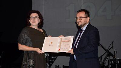 "Награда ""4 Ноември"" за проф. д-р Иван Додовски"