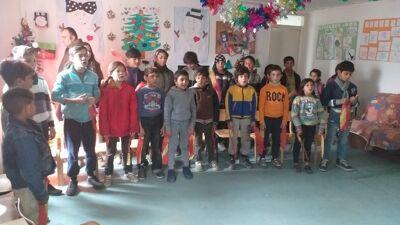 УАКС споделува празнична радост со децата од Дневниот центар за деца на улица