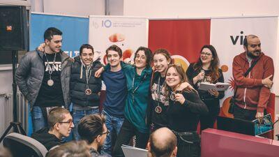 Студенти на ФКТИ освоија 2ро место на Глобал Гејм Џем 2018