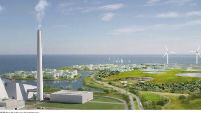 Европска Силиконска Долина – Данска ќе прави девет вештачки острови