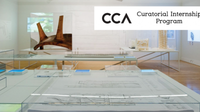 Curatorial interships program at Canadian centre for architecture 2019