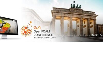 7th openfoam conference 2019 in Germany