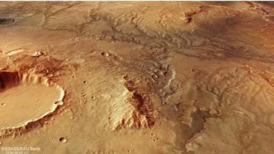 Научници открија уште една тајна на Марс