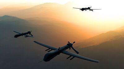 (Видео) Руско летало кое е убиец на непријателски дронови