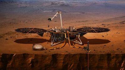 НАСА: За првпат регистрирани земјотреси на Марс