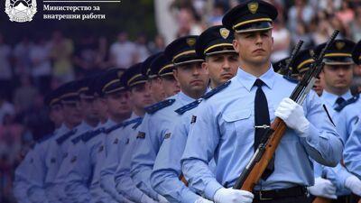 МВР објавува оглас за вработување на 600 полицајци