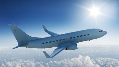 Дали некогаш сте се запрашале зошто патничките авиони воглавно се бели?