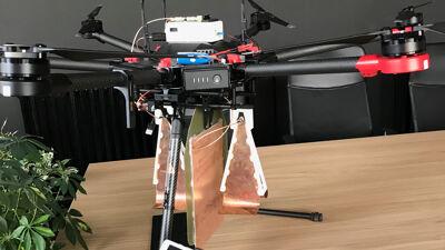 На ФЕИТ презентиран радар за детекција на мини