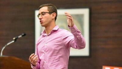 Борјан Ефтимов е новиот студентски лидер