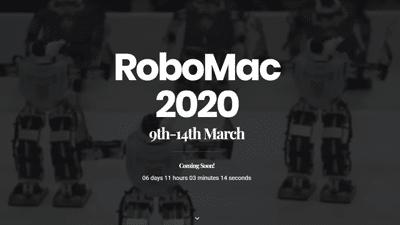 RoboMac 2020 – натпревар по роботика и автоматика во Македонија