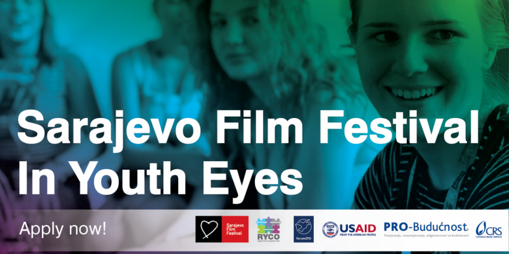 Sarajevo Film Festival In Youth Eyes: Western Balkans Youth Team